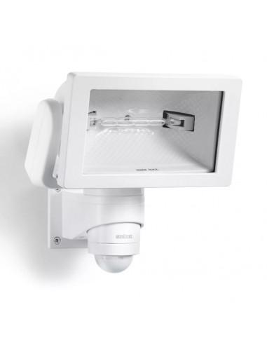 Халогенен прожектор със сензор Steinel HS 300 Duo - 300 W, 240°, 12 м, IP44, бял