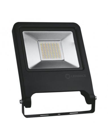 Прожектор Value S - 10 W, 9 м, 2700 lm, 4000 K, IP44, черен