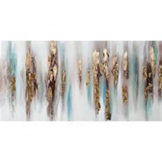 Imagén: Картина - 30х60 см, абстракт, с маслени бои