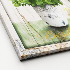 Imagén: Картина ProArt Билки - 40х40 см, дигитален печат върху канава