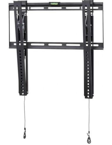 """Стойка за телевизор KT2244 - За екрани 32-55"""", товароносимост 40 кг, черна"""