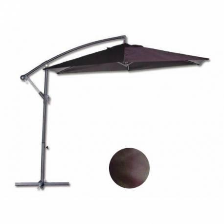Градински чадър - тип камбана - moka