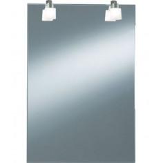 Огледало с халогенно осветление Form Lou II - ШхВ 55х70 см