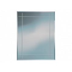 Огледало Form Karo - ШхВ 55х70 см, с декорация