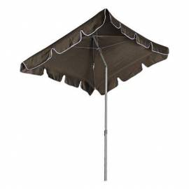 Чадър за балкон 180 x 120 см - сив