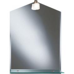 Огледало с осветление Form Carina - ШхВ 50х70 см, IP20