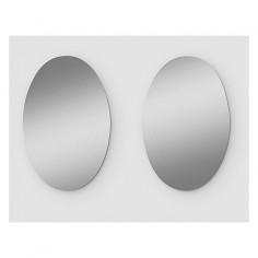 Комплект огледални плочки Form Flag 1 - ШхВ 13х20 см, 2 броя