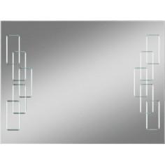 Огледало Form - ШхВ 80х60 см, с декорация