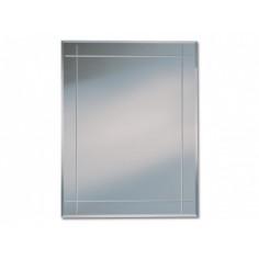 Огледало Form Karo - ШхВ 70х90 см, с декорация