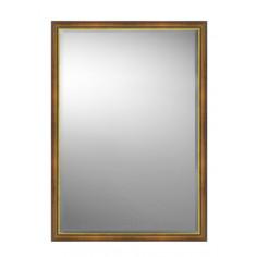 Огледало otoram-90 - ШхВ 59х79 см, с дървена рамка