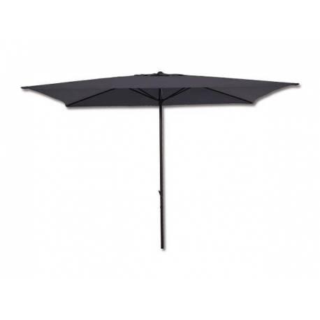 Градински чадър - 200 x 300 см, антрацит