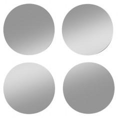 Комплект огледални плочки Form Flag 2 - Ø15 см, 4 броя