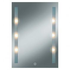 Огледало с LED осветление Form Moonlight - ШхВ 50х70 см, IP44, със сензорен ключ