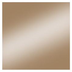 Комплект огледални плочки Form Fine - ШхВ 15х15 см, 12 броя, бронз