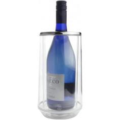 Двустенен пластмасов охладител за бутилки