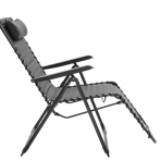Кресло Daniela -  88х77х114 см, сгъвамо, антрацид