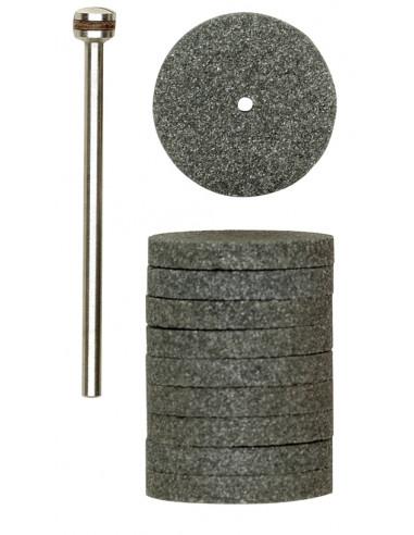 Диск абразивен Ø22×3 10бр. силициев карбид