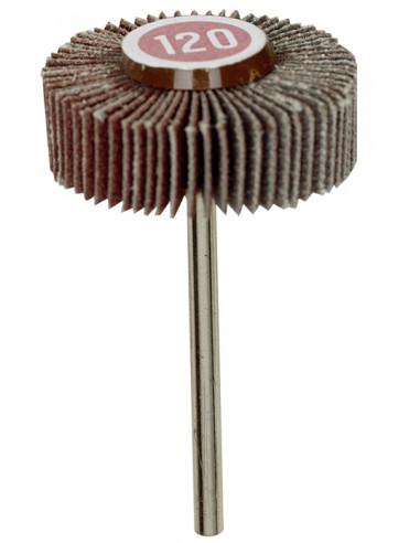 Ламелен цилиндър за шлайфане 30х10mm Р120