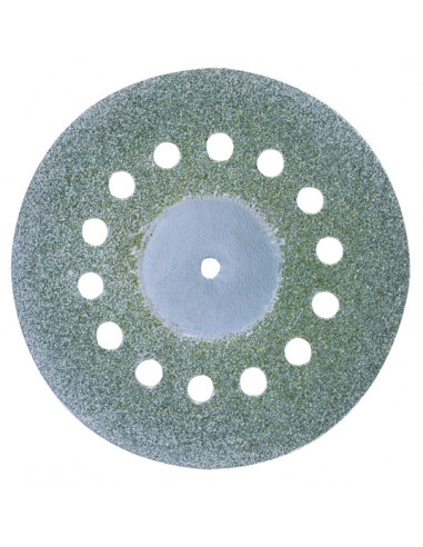 Диск за рязане диамантен Ø38х0,6мм с охлаждащи отвори