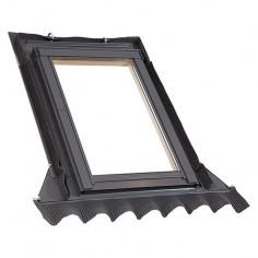 Обшивка за покривен прозорец Solid - 78x98 см