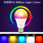 Умна RGB крушка