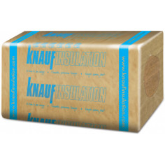 Каменна вата Knauf Insulation KR POD Extra - 1000х600х20 мм, 15 броя/пакет