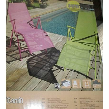 Релаксиращ стол - за градина