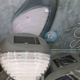 Соларна лампа - за стена 11 x 4 см