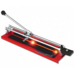 Ръчна машина за рязане на плочки Heka Eurocut 2-400 Laser - Максимален размер на рязане: 40х40 см