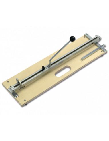 Ръчна машина за рязане на плочки Heka HS-600 - Дължина на рязане 600 мм, дебелина на рязане 10 мм