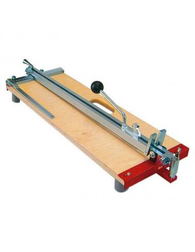 Ръчна машина за рязане на плочки Heka HP-530 - Дължина на рязане 530 мм, дебелина на рязане 12 мм