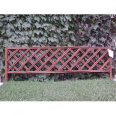 Декоративна ограда - 1х0,35...