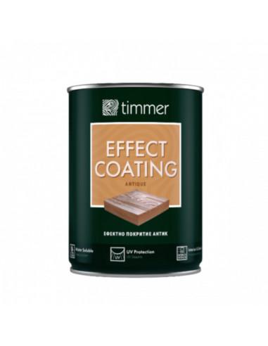 Ефектно покритие за дърво Timmer Effect Coating, антик, 750 мл