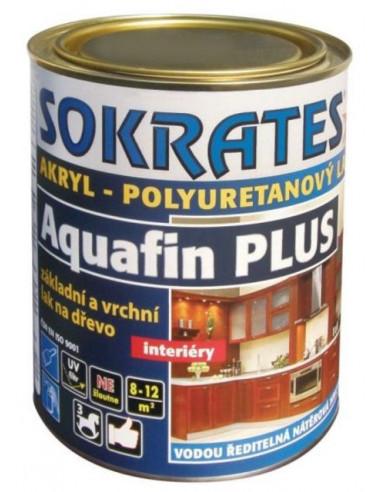 Лак за мебели Aquafin Plus Sokrates, гланц, 0,6 кг