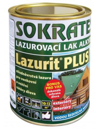 Лак за дърво Sokrates - 700 г, тънкослоен, водна основа
