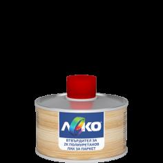Втвърдител за полиуретанов лак Леко - 0,325 л