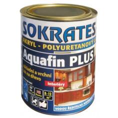 Лак за мебели Aquafin Plus Sokrates, полумат, 0,6 кг