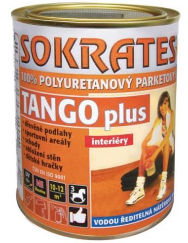 Безцветен лак за паркет Tango Sokrates, мат