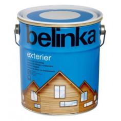 Вoдоразтворим лак Belinka Exterier - 2,5 л, безцветен