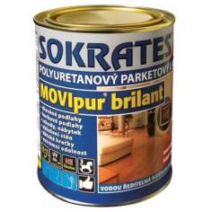 Лак за паркет Movipur Sokrates, мат, 0,6 кг