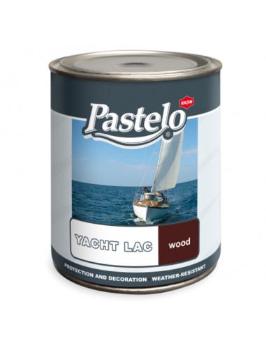 Яхтен лак за дърво Pastelo
