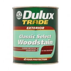 Лак класик селект Dulux, тъмен махагон, 2,5 л