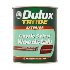 Лак класик селект Dulux, тъмен махагон, 1 л