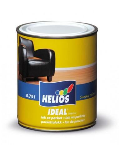Уретанов лак за паркет Helios Ideal, безцветен, гланц