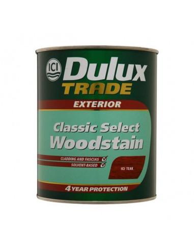 Лак класик селект Dulux, тик, 1 л