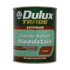 Лак класик селект Dulux, орех, 1 л