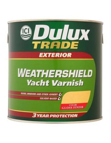 Лак Dulux Weathershield