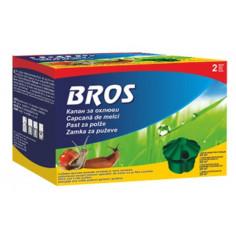 Капан за охлюви Bros - 2 броя