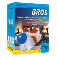 Електрически изпарител против комари Bros - С течен пълнител
