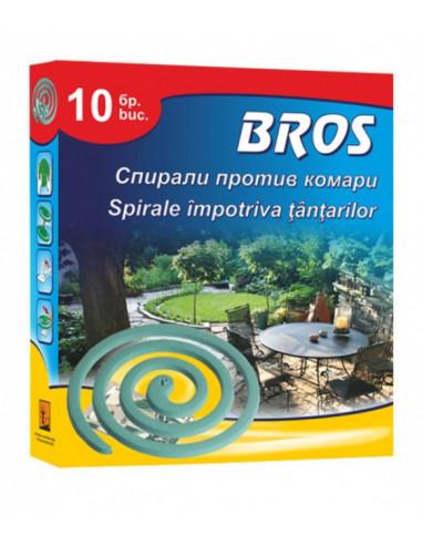 Спирали против комари Bros - 10 броя